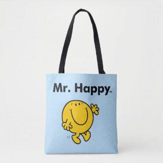 Tote Bag M. Happy Is Always Happy de M. Men |