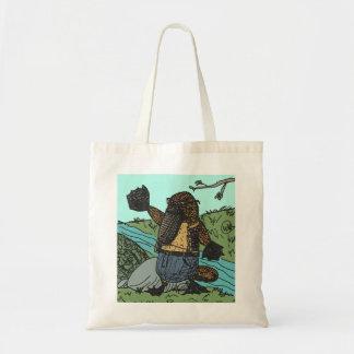 Tote Bag M. Platypus Fourre-tout