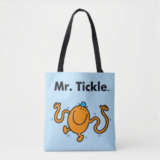 Tote Bag M. Tickle Will Tickle de M. Men |