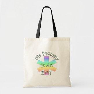 Tote Bag Ma maman est un EMT