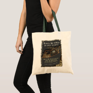 Tote Bag Machine de vol de Steampunk