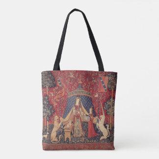 Tote Bag Madame et la licorne Fourre-tout