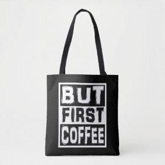 Tote Bag Mais premier café