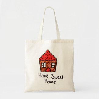 Tote Bag Maison douce à la maison