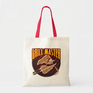 Tote Bag Maître de gril