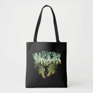 Tote Bag Mâle Patronus du charme | de Harry Potter