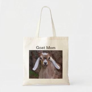 Tote Bag Maman de chèvre