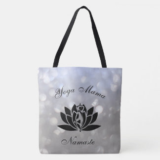 Tote Bag Maman de yoga