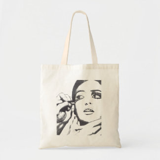 Tote Bag Maquillage Fourre-tout
