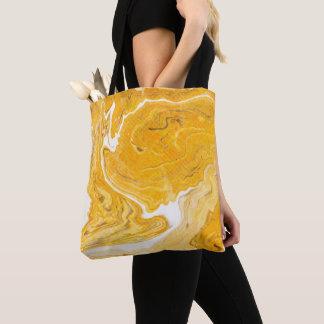 Tote Bag Marbre de peau de serpent