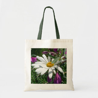 Tote Bag Marguerite et Fireweed