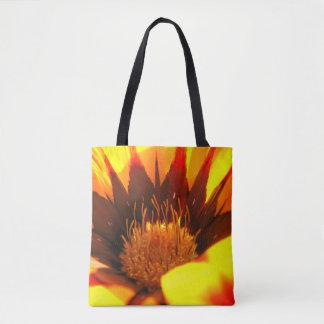 Tote Bag Marguerite jaune