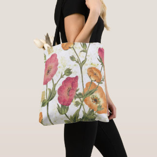 Tote Bag Marguerites colorées