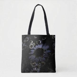 Tote Bag Marguerites gothiques