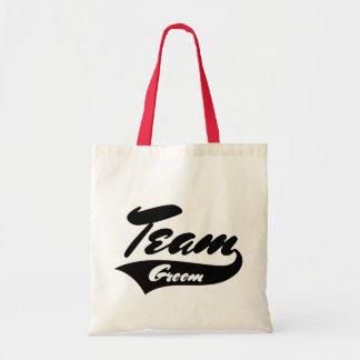 Tote Bag Marié d'équipe