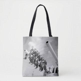 Tote Bag Marins de tourelle