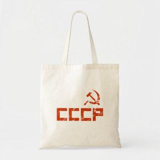 Tote Bag Marteau rouge et faucille de CCCP