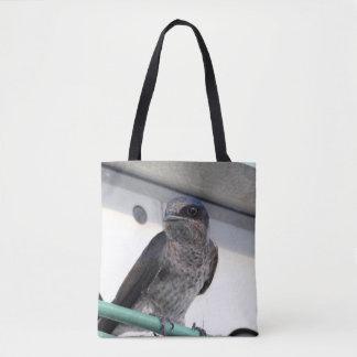 Tote Bag Martin pourpre