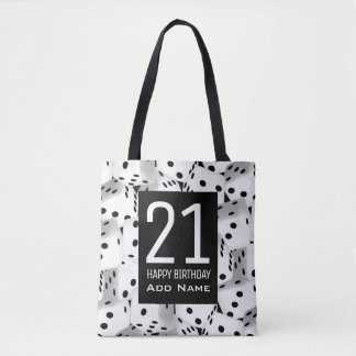Tote Bag Matrices chanceuses