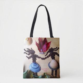 Tote Bag Medilludesign - rituels d'amour