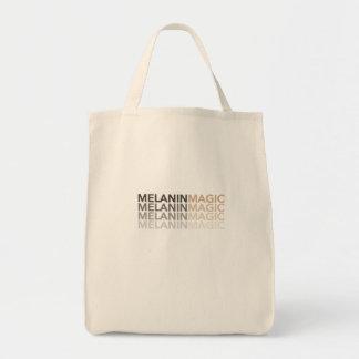 Tote Bag Mélanine Fourre-tout réutilisable magique