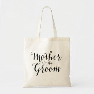 Tote Bag Mère du cadeau de mariage de marié