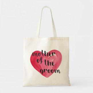 Tote Bag Mère du coeur Fourre-tout de marié