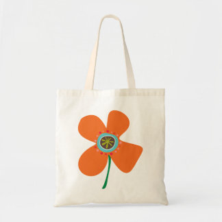 Tote Bag Mignon lunatique de marguerites d'été d'amusement