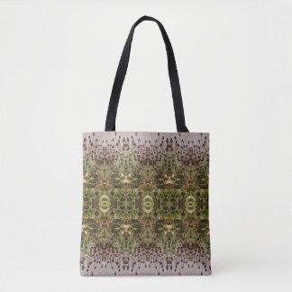 Tote Bag Milieu mort du motif de fleurs 5