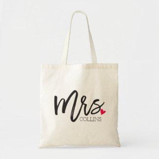 Tote Bag Mme personnalisée par | de Mme Shoppe