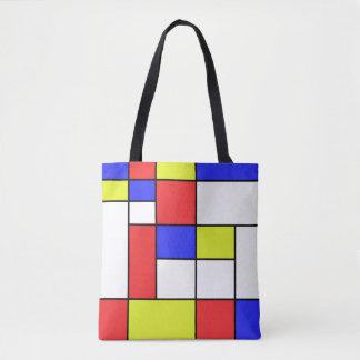 Tote Bag Mondrian #24