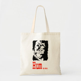 Tote Bag Monkey Hum!