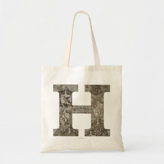 Tote Bag Monogramme de Harry Potter | Hogwarts