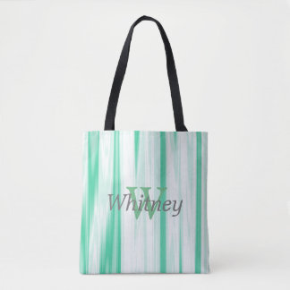 Tote Bag Monogramme Fourre-tout de vert de mer