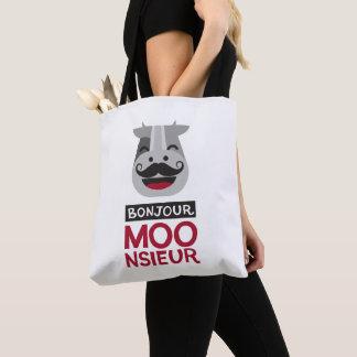 Tote Bag Monsieur de Bonjour