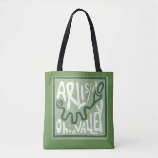 Tote Bag Monticule Fourre-tout de serpent d'ARLIS/NA Ohio