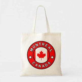 Tote Bag Montréal Canada