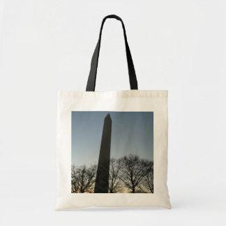Tote Bag Monument de Washington en photo de voyage de C.C