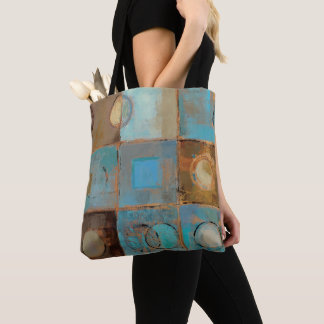 Tote Bag Motif abstrait