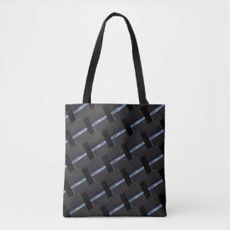 Tote Bag motif cousu