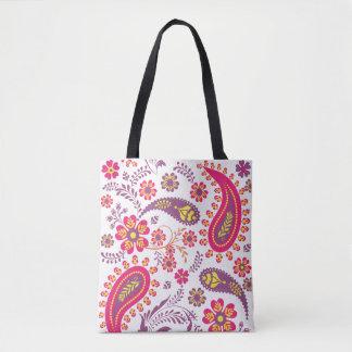 Tote Bag motif de Paisley