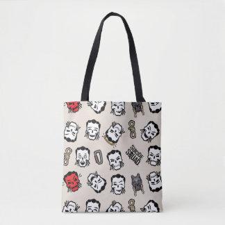 Tote Bag Motif d'Emoji de noeud coulant du peloton | de
