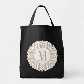 Tote Bag Motif grec de femme de merveille