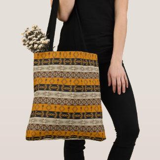 Tote Bag motif sans couture africain ethnique