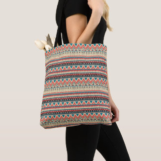 Tote Bag Motif tribal