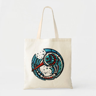 Tote Bag MOTMOT (sac fourre-tout)