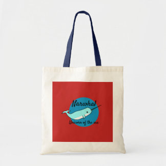 Tote Bag Narwhal Fourre-tout