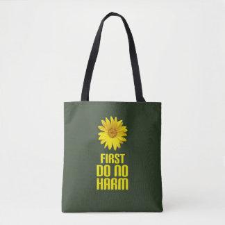 Tote Bag ne faites d'abord aucun mal