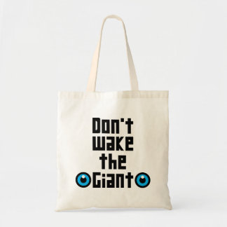 Tote Bag Ne réveillez pas le géant