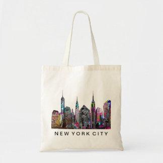 Tote Bag New York City dans le graffiti